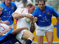 Doping found in Italy rugby team