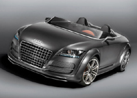Audi AG to sell one million luxury cars in 2008