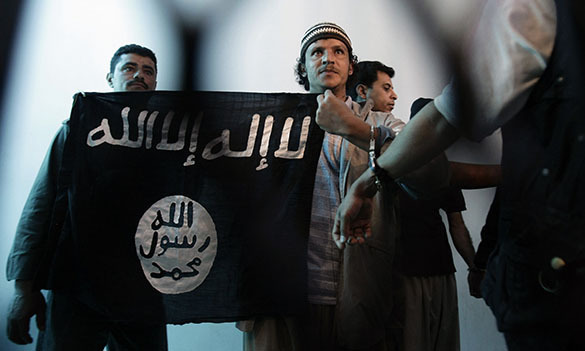 Over 57,000 websites in Central Asia win over IS fighters. ISIS