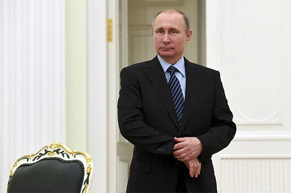 How much Putin earned in 2016. Vladimir Putin
