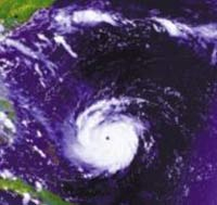Tropical Storm Erin weakens to tropical depression