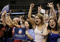 Obama generation appears in USA
