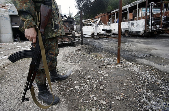 Leaders of Luhansk and Donetsk republics likely to be assassinated in near future. Luhansk and Donetsk leaders in danger