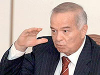 Islam Karimov to run for re-election