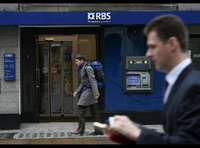 Royal Bank of Scotland faces some recession due to US subprime lending crisis