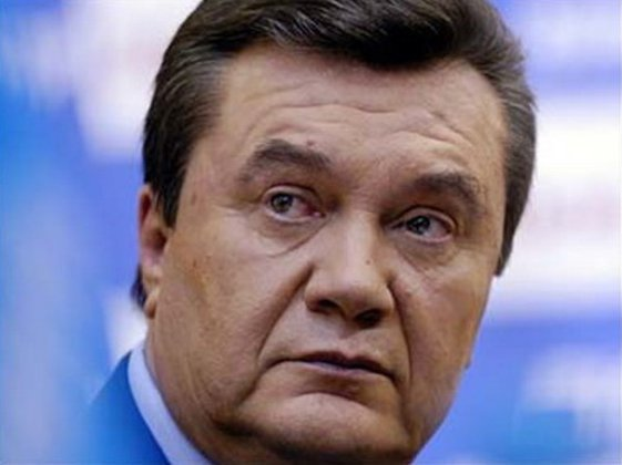 Ukraine's former president Yanukovych accused of crimes against humanity. Viktor Yanukovych