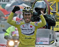 Spanish cyclist does not break doping rules