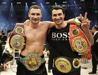 Don King offers Klitschko brothers 100 million dollars to fight each other