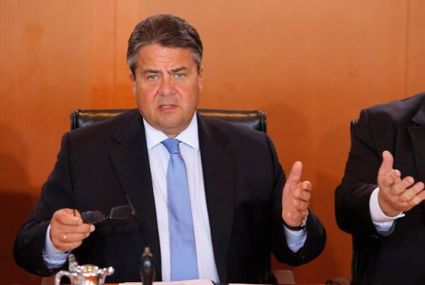 German Vice Chancellor: US should take blame for refugees in Europe. Gabriel