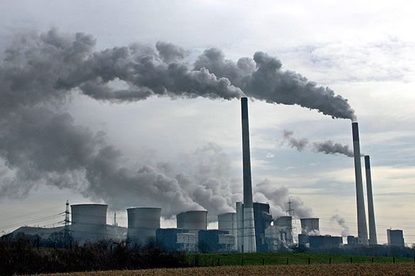 Anarchy and Greed Make Our Climate Erratic Slouching Toward Disaster. 61300.jpeg