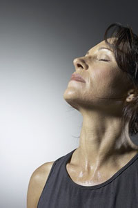 Slow breathing improves health conditions