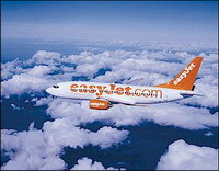 British low-cost airline easyJet releases new model