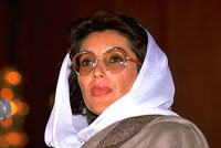 Benazir Bhutto to launch campaign in Pakistan