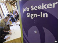 Unemployment in USA jumps sharply striking fears of inflation