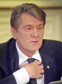 How Yushchenko saved Ukraine