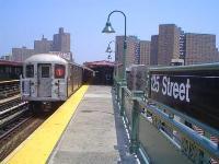 New York City's new subway line undergoes construction