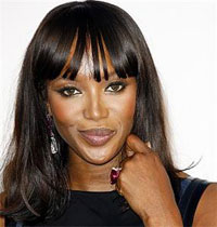 Supermodel Naomi Campbell Received Dirty Stones After Dinner with Nelson Mandela