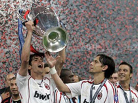 AC Milan wins Champions League beating Liverpool FC 2-1