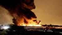 Indonesian jetliner bursts into flames on landing, at least 21 dead