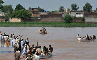 Pakistan Floods Hit 4.5 Million People