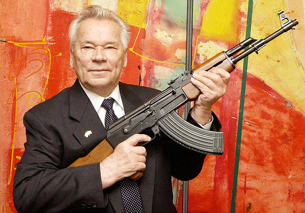 Mikhail Kalashnikov: Genius, who created death. 61308.jpeg