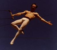 State investigates circus trapeze artist's fall