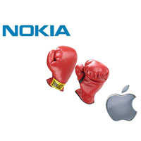 Apple Countersuit against Nokia