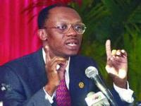 "Interview with Jean-Bertrand Aristide: ""One Step at a Time"""