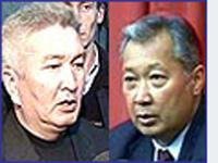 Kulov and Bakiev