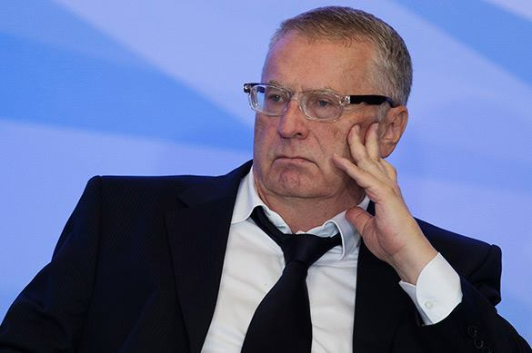Vladimir Zhirinovsky surprises all of Russia as he speaks in favor of gay pride parades. Vladimir Zhirinovsky