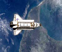 Astronauts find no damage to space shuttle Discovery after launch