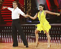 Another celebrity booted from the ballroom on 'Dancing With the Stars'
