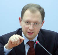 Ukraine's foreign minister assures U.S. his country is maintaining democracy