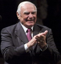 Ernest Borgnine at his 90 has busy life