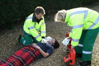 Minimally interrupted cardiac resuscitation proved effective in case of cardiac arrest