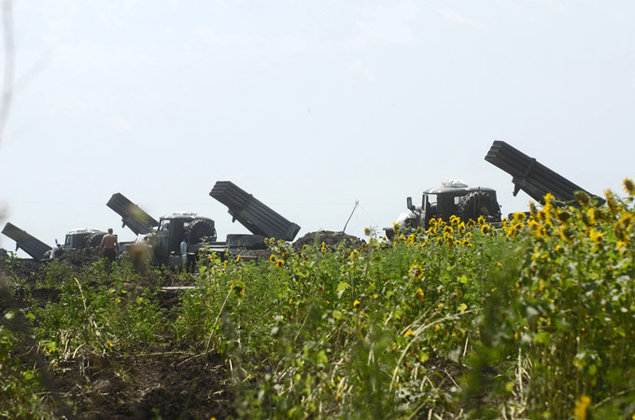 Ukraine conducts reconnaissance-in-force in Donbass, loses 200 soldiers. Donbass