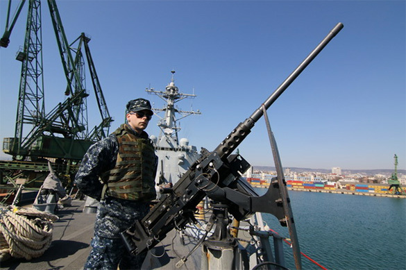 US to deploy full-scale military bases in Black Sea area. Black Sea