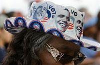 Barack Obama named most influential man in 2008