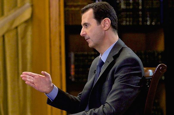 Assad pulls out wedge between Russia and Syria. Assad