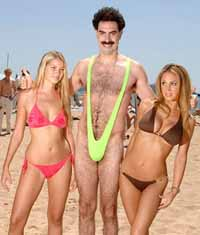 Borat to write a book, with two titles, coming this fall