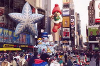 Macy's Thanksgiving parade influenced by Broadway strike