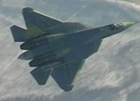 Sukhoi's T-50 Ready To Fight with USA's F-22 Raptor