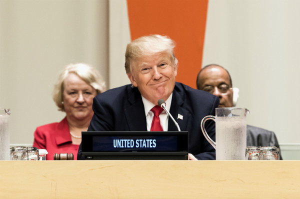 Russia rejects Donald Trump's derisive attempts to reform UN. 61317.jpeg