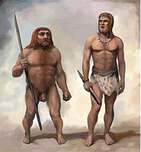 Europeans, Asians and Australians Have Neanderthal DNA