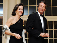 Wife of South Carolina Governor Mark Sanford Files for Divorce