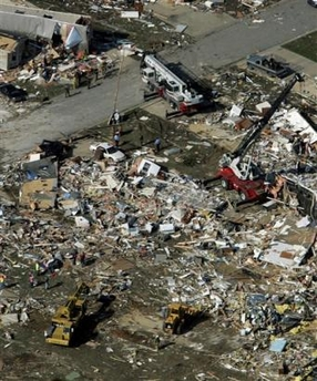 Tornado kills 22 in Indiana, Kentucky