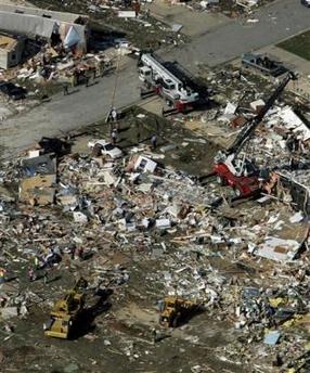 Tornado kills 22 in Indiana, Kentucky