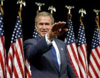 Bush's veto of Iraq war bill puts new pressure on Democrats