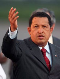 Colombia cancels Chavez mediation role in hostage swap
