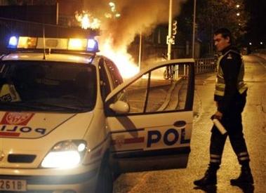 Pogroms in France